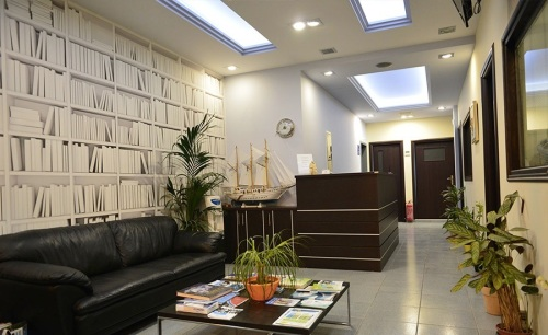 Skiathos clinic