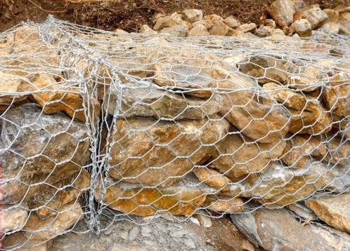 rock cage gabion