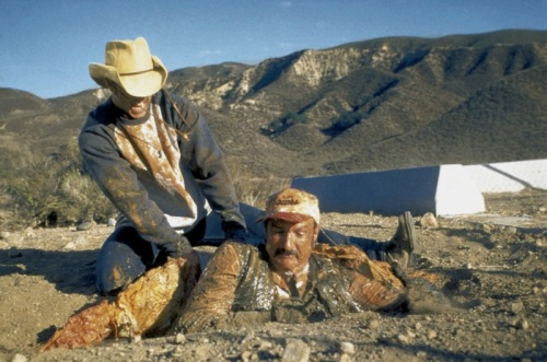 Our apologies, and thanks, to the makers of the wonderful spoof Tremors 3