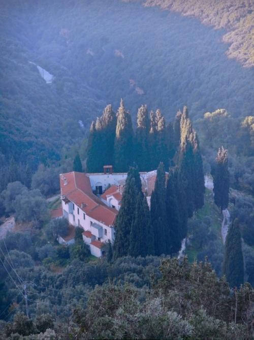 Monastery tou Sotirou - Nothing to do with the post