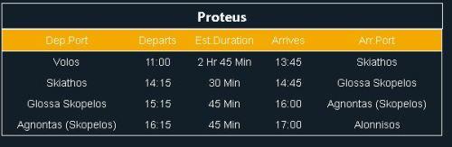 proteus-tuesday